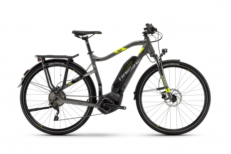 Электровелосипед Haibike (2018) SDURO Trekking 4.0 He 400Wh 10s Deore