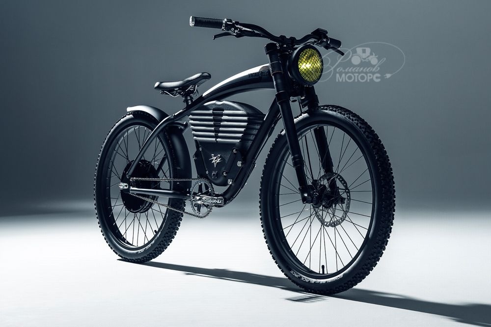 ЭЛЕКТРОВЕЛОСИПЕД VINTAGE ELECTRIC SCRAMBLER